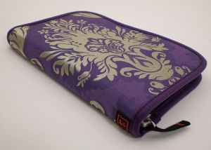 Nicholas' Royal Purple w/Amethyst Binding