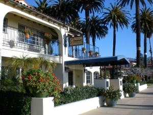 Hotel Oceana, Santa Barbara