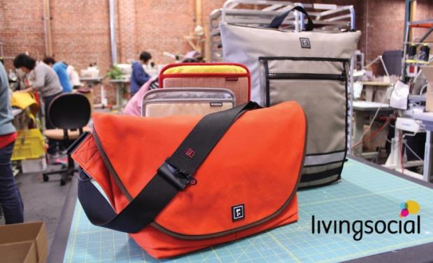 Rickshaw Bagworks -Living Social 2013